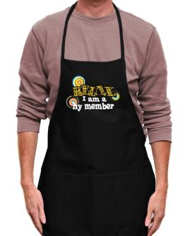 Relax, I Am A Hy Member Apron
