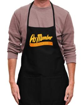 Hy Member For A Reason Apron