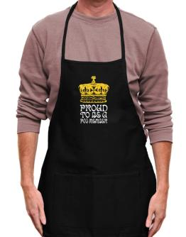 Proud To Be A Pcg Member Apron