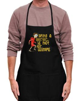 Being An Occupational Medicine Specialist Is Not For Wimps Apron
