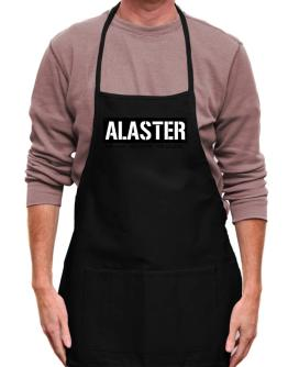 Alaster : The Man - The Myth - The Legend Apron