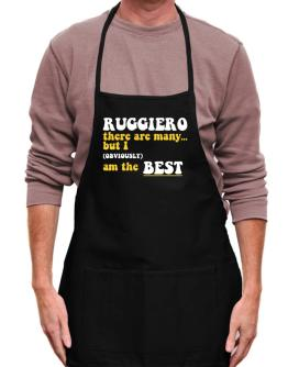 Ruggiero There Are Many... But I (obviously) Am The Best Apron