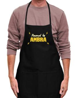 Powered By Ambra Apron