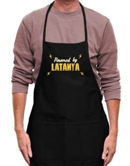 Powered By Latanya Apron