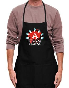 """ Team Clem "" Apron"