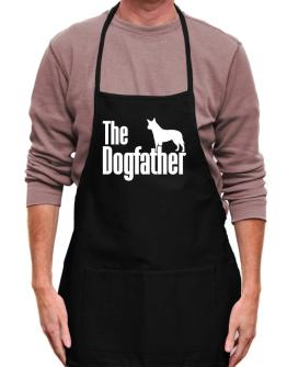 The dogfather Australian Cattle Dog Apron