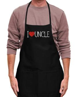I love Auncle cool style Apron