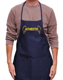 Atheistic - Wings Apron