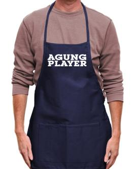 Agung Player - Simple Apron