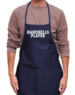 Handbells Player - Simple Apron