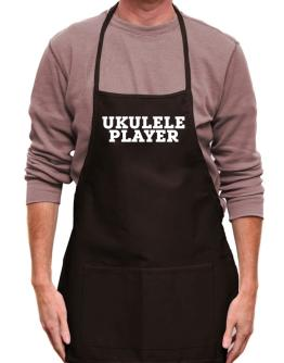 Ukulele Player - Simple Apron