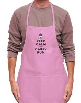 Carry Rum Apron