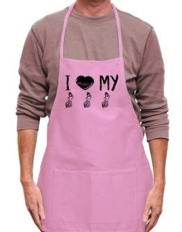 I love my Aquarius Apron