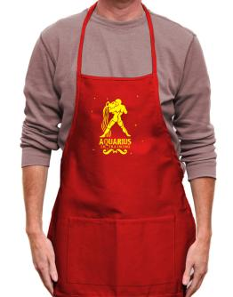 Aquarius In Training Apron