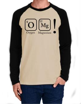 O Mg Long-sleeve Raglan T-Shirt