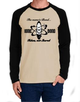 Ionic Bond Long-sleeve Raglan T-Shirt