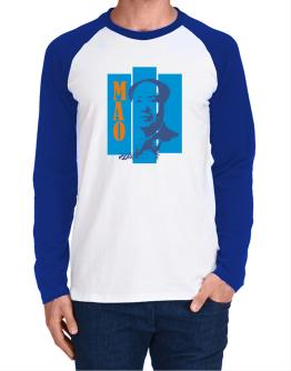 Mao Long-sleeve Raglan T-Shirt