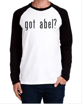 Got Abel? Long-sleeve Raglan T-Shirt