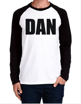 Dan Long-sleeve Raglan T-Shirt