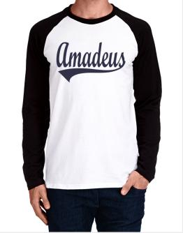 Amadeus Long-sleeve Raglan T-Shirt