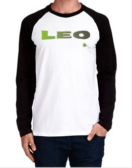 Leo Long-sleeve Raglan T-Shirt