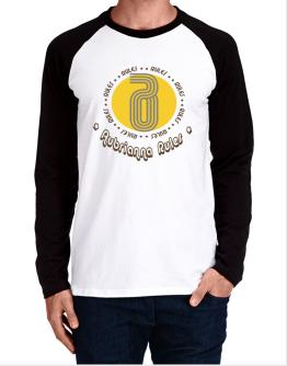 Aubrianna Rules Long-sleeve Raglan T-Shirt