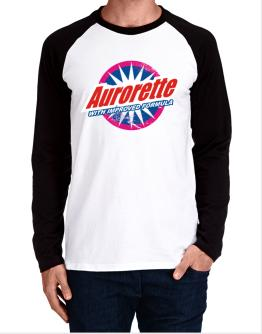 Aurorette - With Improved Formula Long-sleeve Raglan T-Shirt