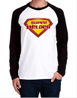 Super Welder Long-sleeve Raglan T-Shirt