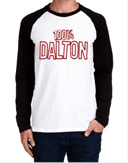 100% Dalton Long-sleeve Raglan T-Shirt