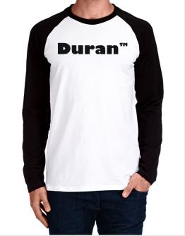 Duran Tm Long-sleeve Raglan T-Shirt