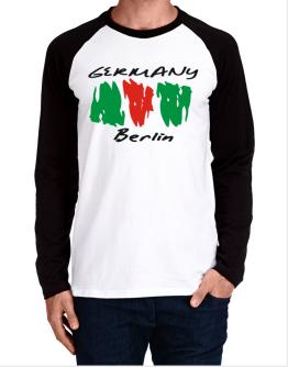 Brush Berlin Long-sleeve Raglan T-Shirt