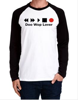 Doo Wop Lover Long-sleeve Raglan T-Shirt