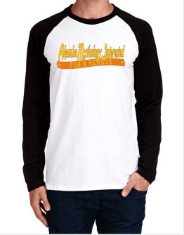 Akamba Mythology Interested For A Reason Long-sleeve Raglan T-Shirt