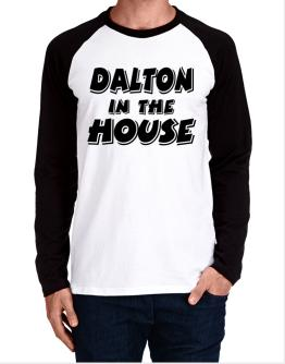 Dalton In The House Long-sleeve Raglan T-Shirt