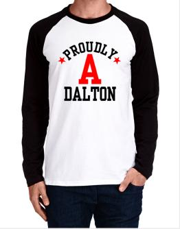 Proudly Dalton Long-sleeve Raglan T-Shirt