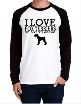 I love Fox Terriers but I can