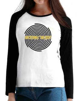 Subcontrabass Tuba Addict T-Shirt - Raglan Long Sleeve-Womens
