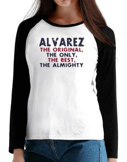 Alvarez The Original T-Shirt - Raglan Long Sleeve-Womens