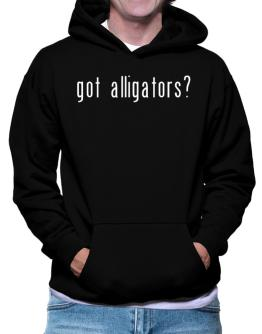 Got Alligators? Hoodie