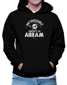 Untouchable : Property Of Abram Hoodie