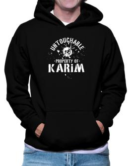 Untouchable : Property Of Karim Hoodie