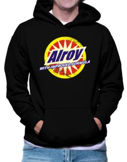 Alroy - With Improved Formula Hoodie