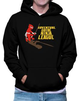 Adventure Guide Ninja League Hoodie