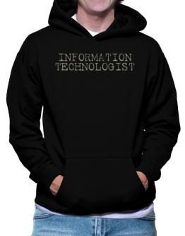 Information Technologist - Simple Hoodie