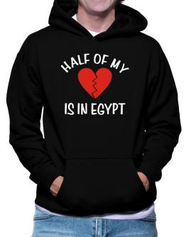 Half Of My Heart Is In Egypt Hoodie