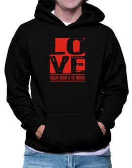 Love Anglican Mission In The Americas Hoodie