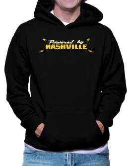 Powered By Nashville Hoodie