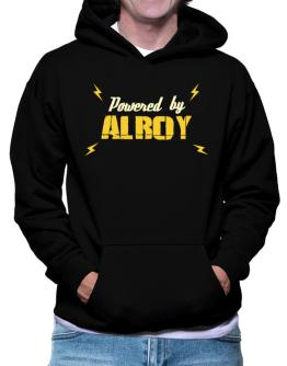 Powered By Alroy Hoodie