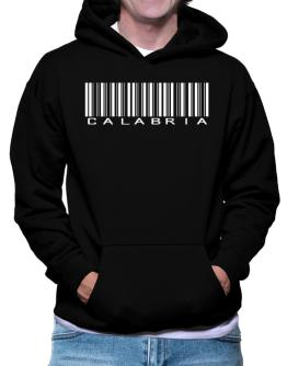 Calabria Barcode Hoodie