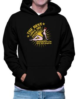The best girls are from Michoacan De Ocampo - pinup Hoodie